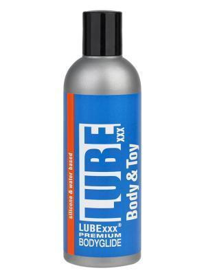 Lubricante LUBExxx Body & Toy base agua y silicona 300 ml