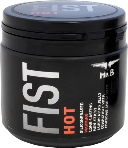 Lubricante FIST Extremo Hot Gleitgel 500 ml