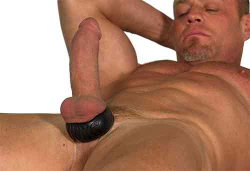 Anillo Pene Cockring Silicona Hung Oxballs Cockring