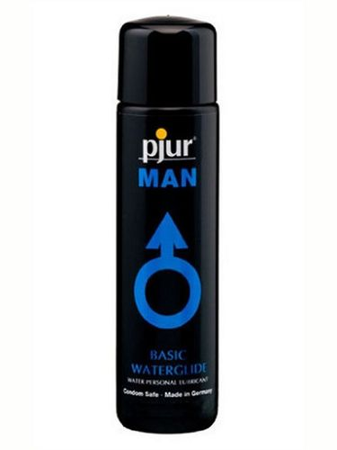 Lubricante íntimo pjur Man Base Agua 30 ml