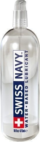 Lubricante Íntimo Swiss Navy 16oz 453ml