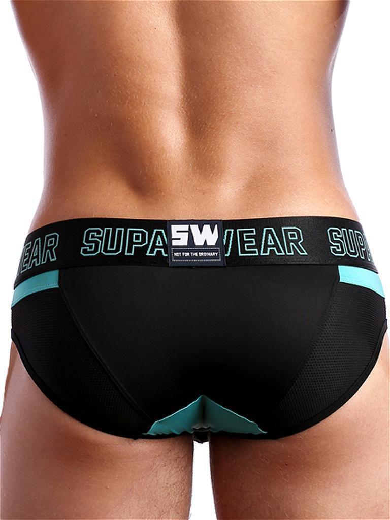 Supawear cyborg brief lencer a para gays slips masculinos - Ropa sexi masculina ...