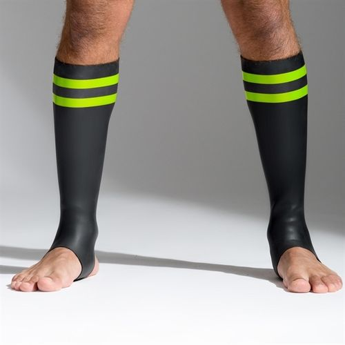 Neoprene Socks yellow